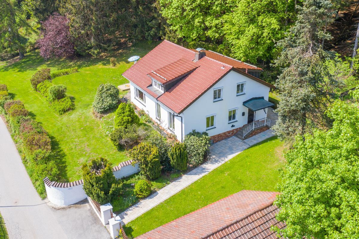 Ferienhaus Am Kapellenweg in Sankt Englmar