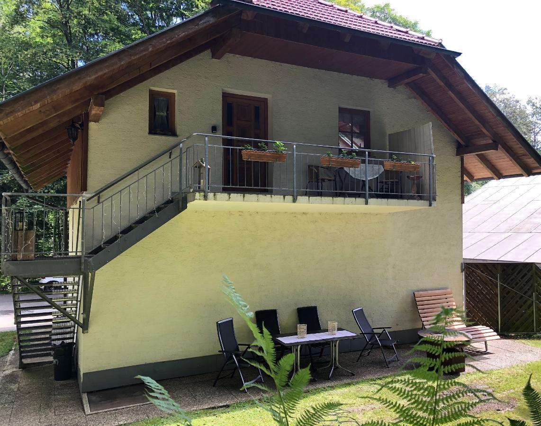 Ferienhäuser Geiersberg in Hauzenberg
