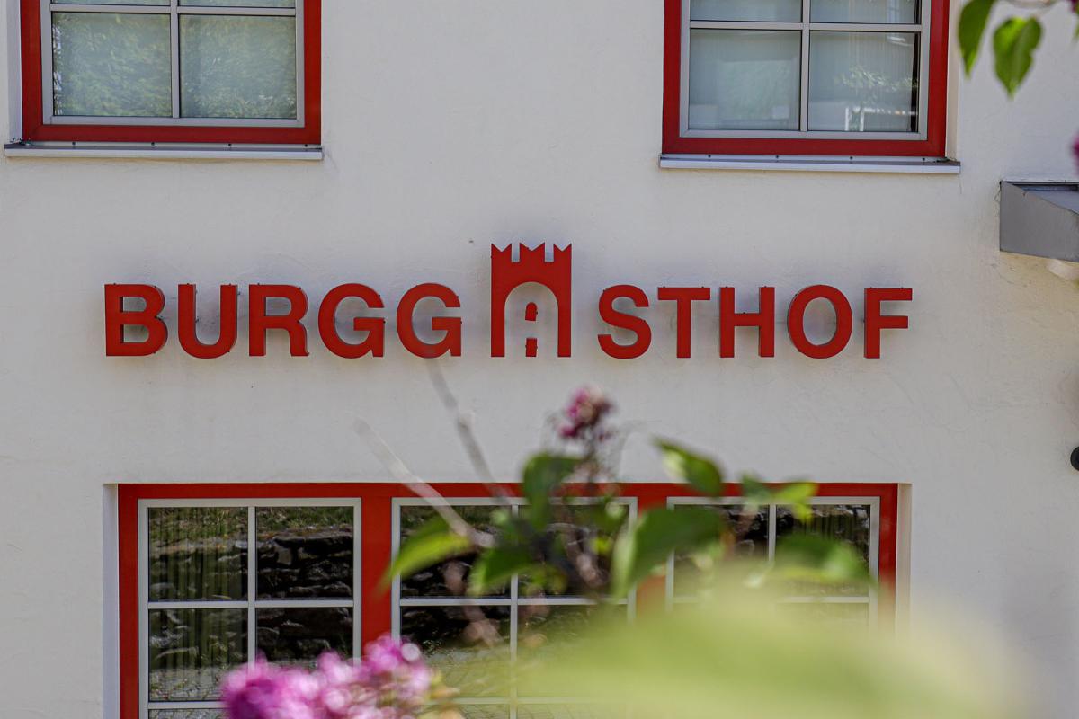 Burggasthof Hauptmann in Kollnburg