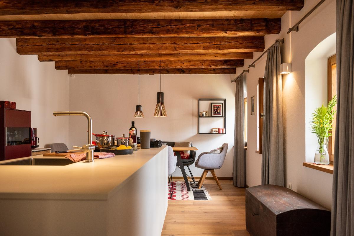 Luxus-Ferienhaus am Park in Grafenau