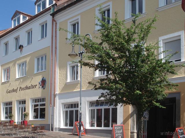 Hotel Gasthof Posthalter in Zwiesel
