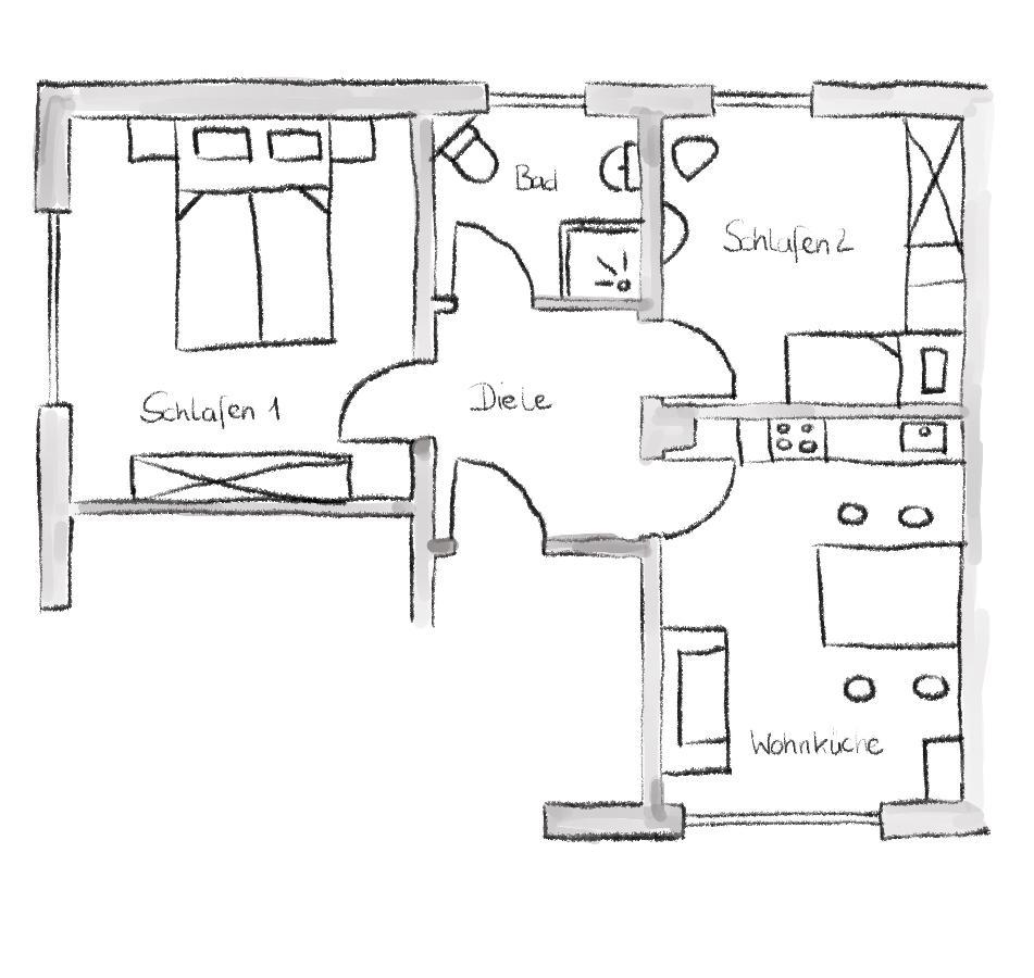 Appartementhaus Stangl in Bad Füssing