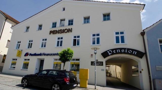 Pension Schreiber in Bogen