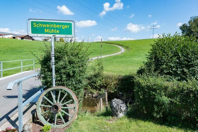 Ferienwohnungen Schweinberger Mühle in Kollnburg
