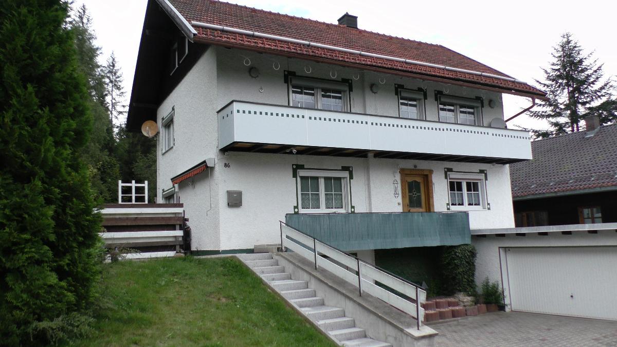 Ferienwohnung Waldbergl in Bayerisch Eisenstein