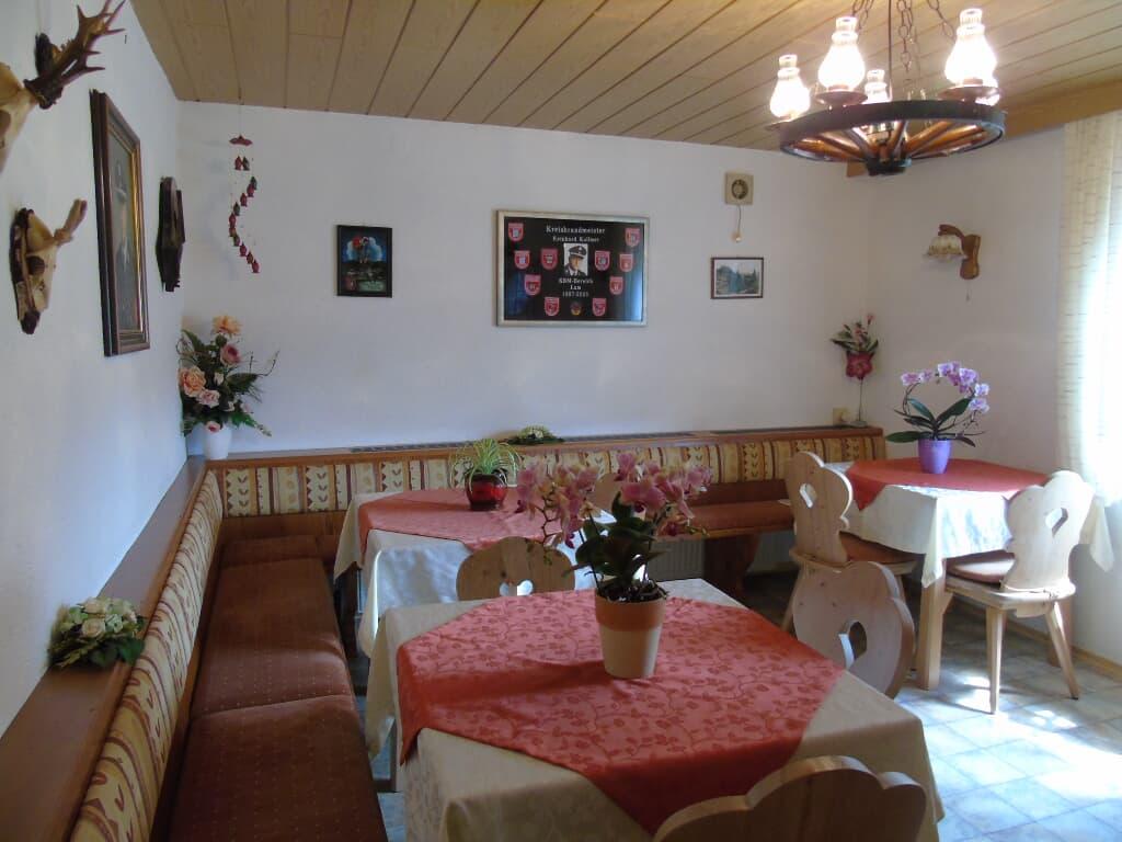 Pension Haus Waldesruh in Lohberg