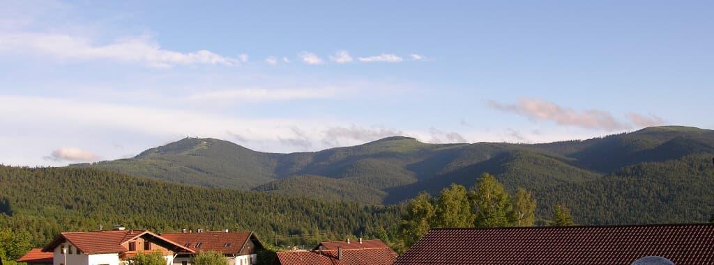 GarniHotel - Arberblick in Lohberg