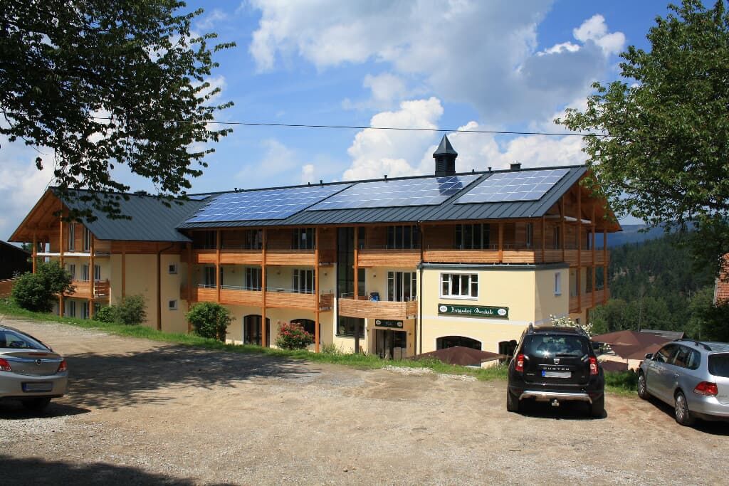 Berghotel Mooshütte in Lohberg