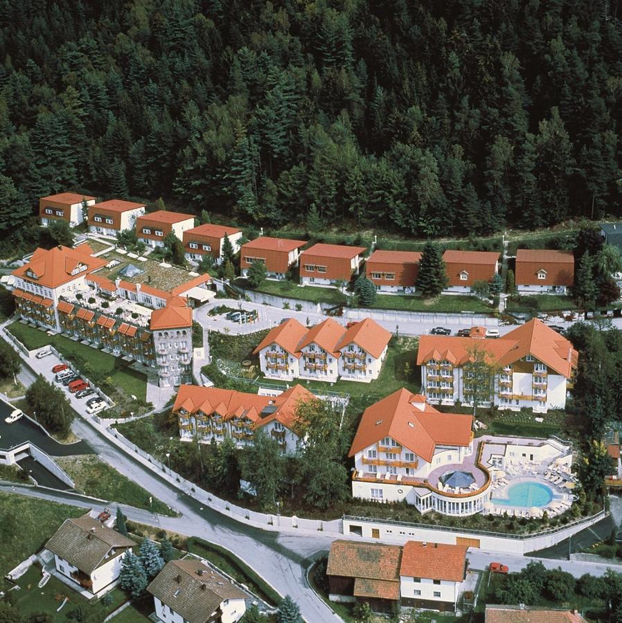 Donna Burghotel Am Hohen Bogen in Neukirchen b. Hl. Blut