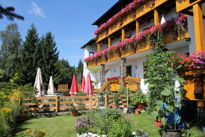 Gasthof-Pension Kolmsteiner Hof in Neukirchen b. Hl. Blut