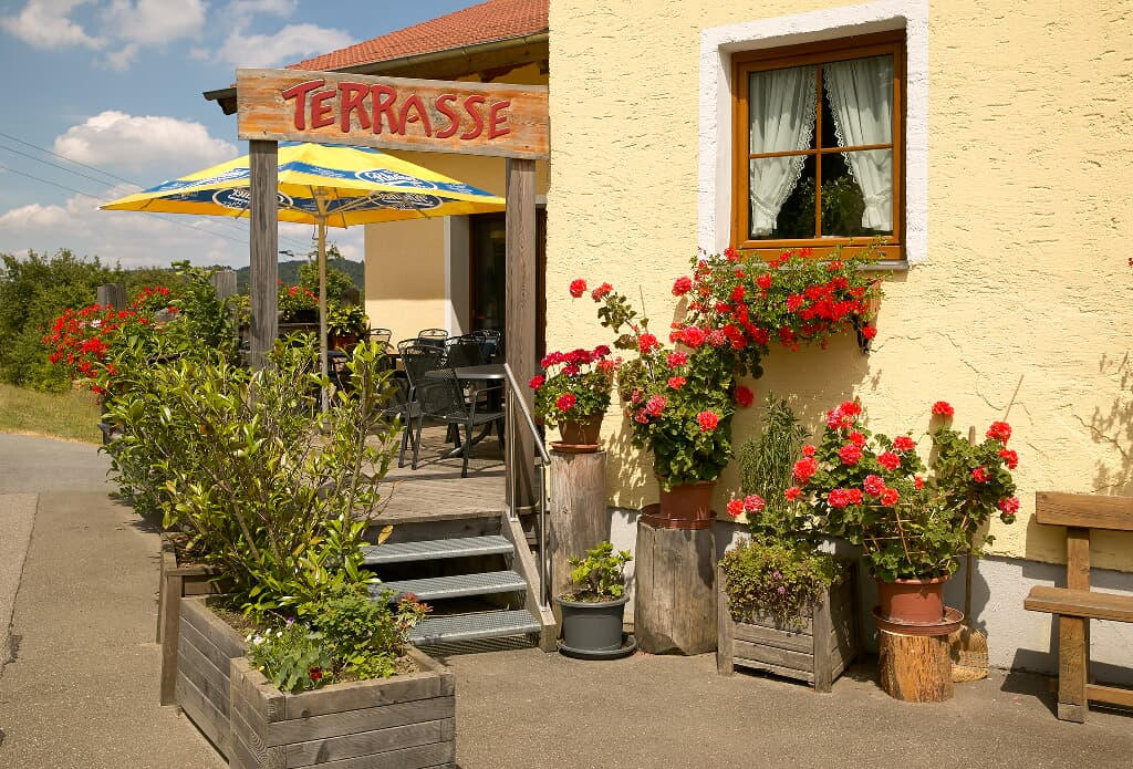 Landgasthof Vogl - Zum Klement in Neukirchen b. Hl. Blut