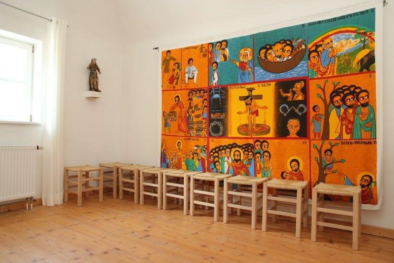 Gastheim Haus zur Aussaat in Neukirchen b. Hl. Blut