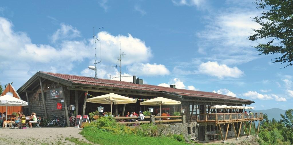 Berghaus Hohenbogen in Neukirchen b. Hl. Blut