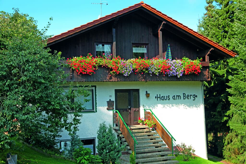 Haus am Berg in Neukirchen b. Hl. Blut