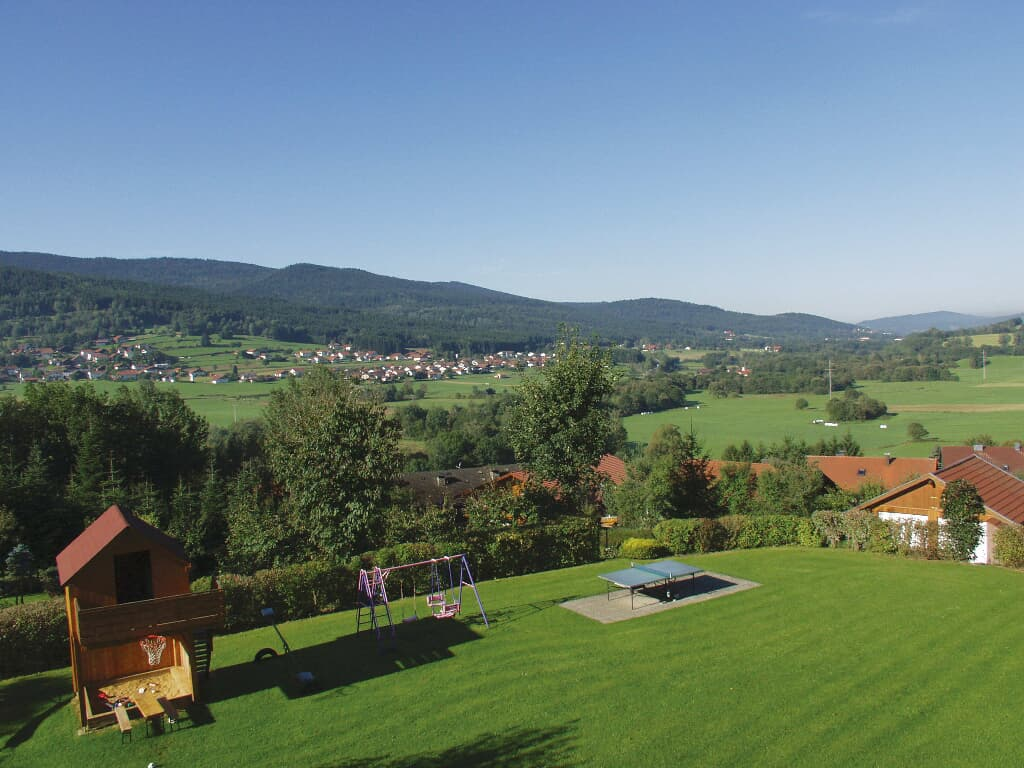 Gäste- & Appartementhaus Weber - Ferienwohnungen in Arrach