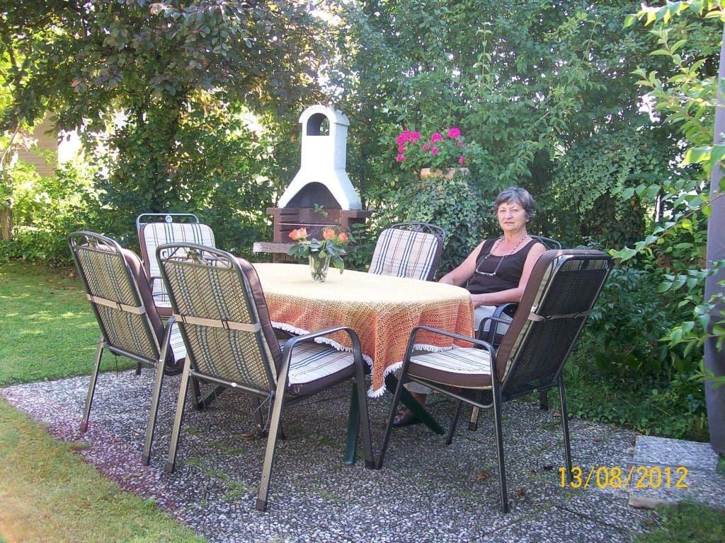 Fischer Willi in Bad Kötzting