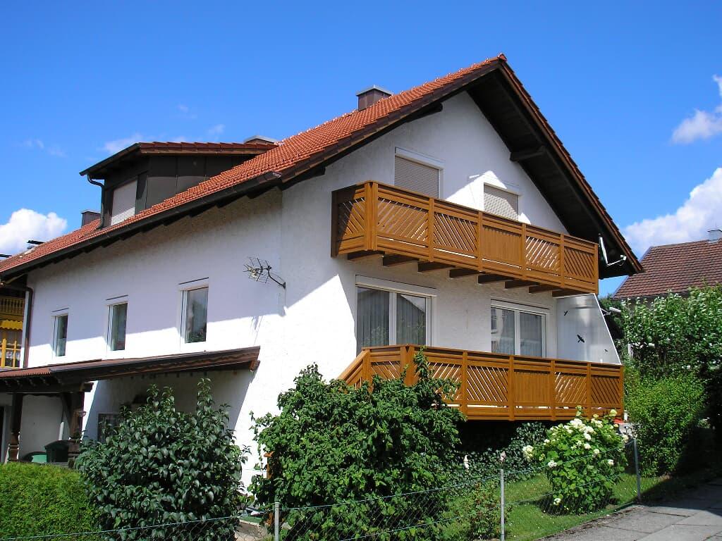 Ferienwohnung Franziska Halles in Bad Kötzting