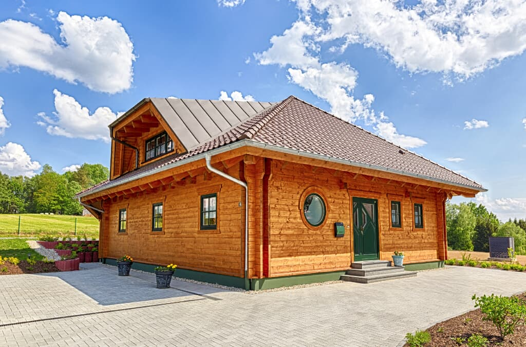 Blockhaus Bayerwald in Bad Kötzting