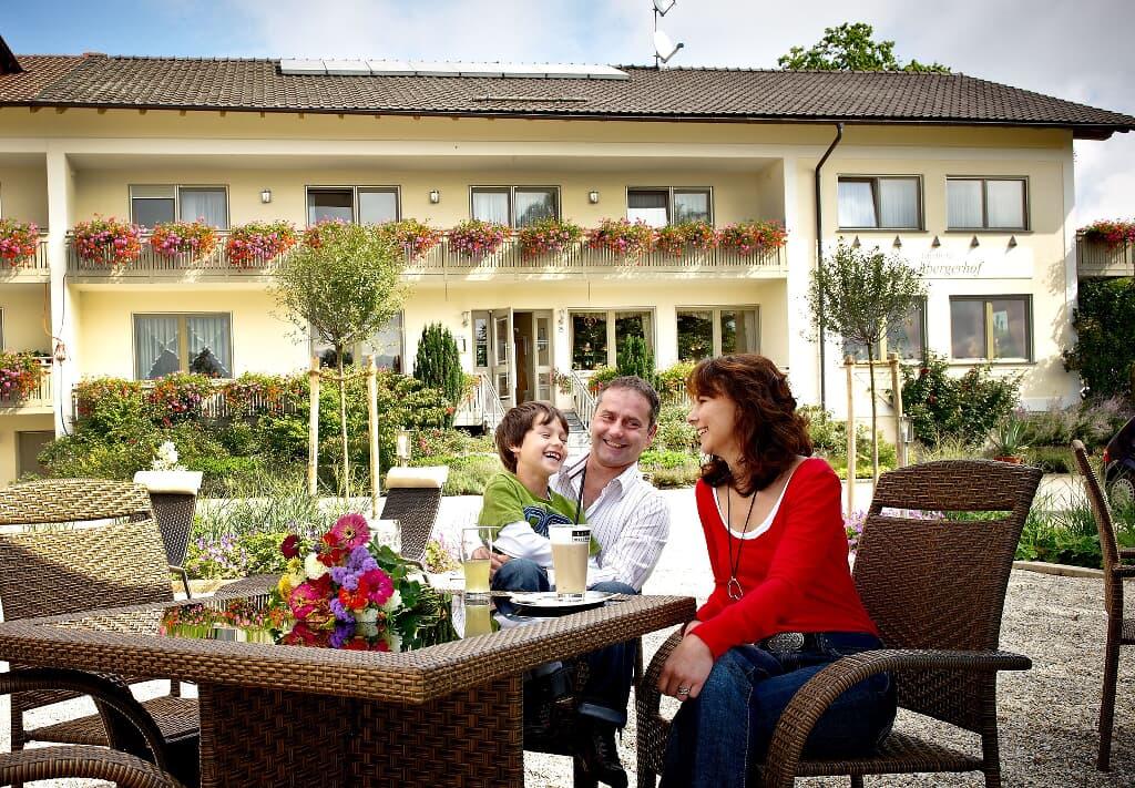 Landhotel Buchbergerhof in Grafenwiesen