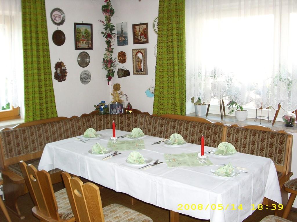 Ferienwohnung Mühlbauer Max in Grafenwiesen