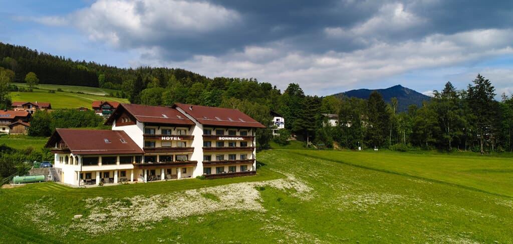 Hotel Sonnbichl in Lam