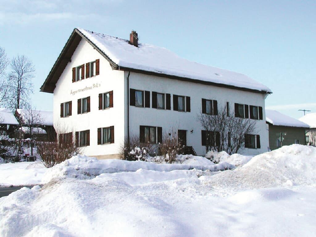 Gasthof Appartementhaus Söll`n in Lam