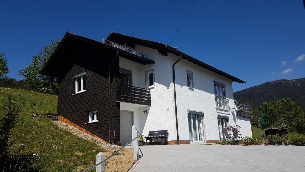 Wohnung Wiesengrün - Osserblick in Lam