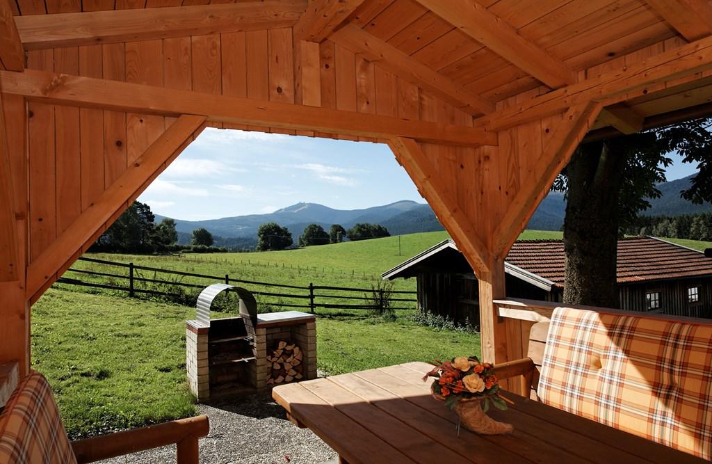 Ferienwohnungen am Arber  - Haus Osser - in Lohberg