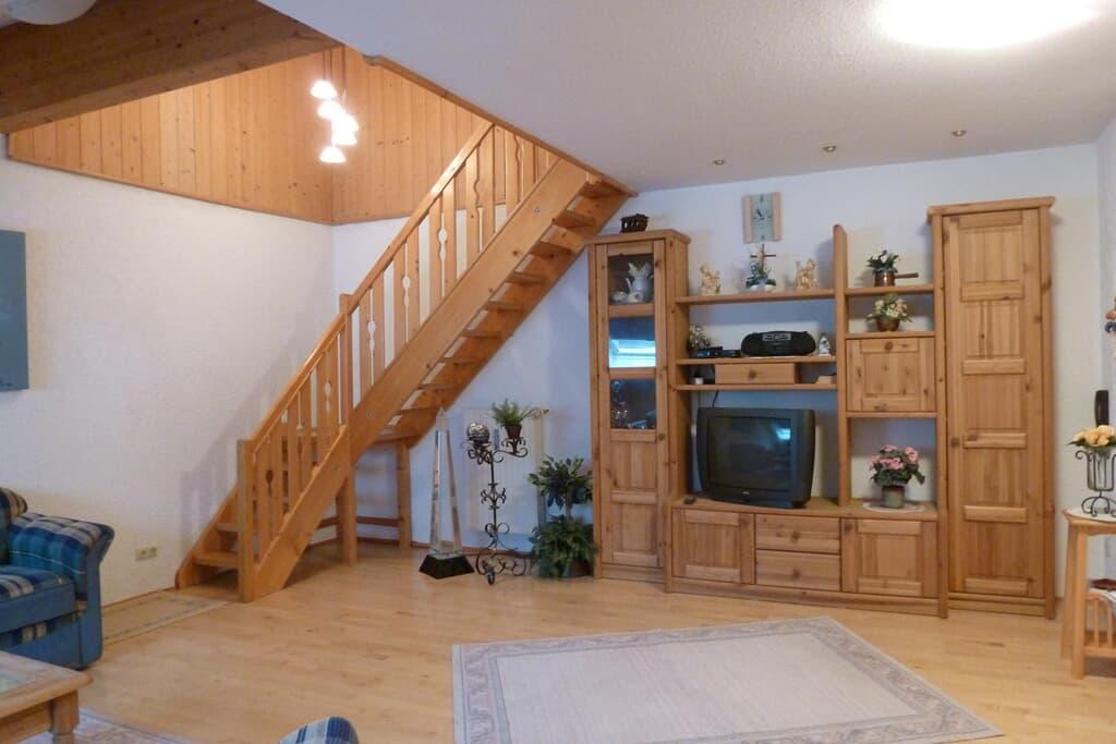 Appartementhaus Osserblick in Lohberg