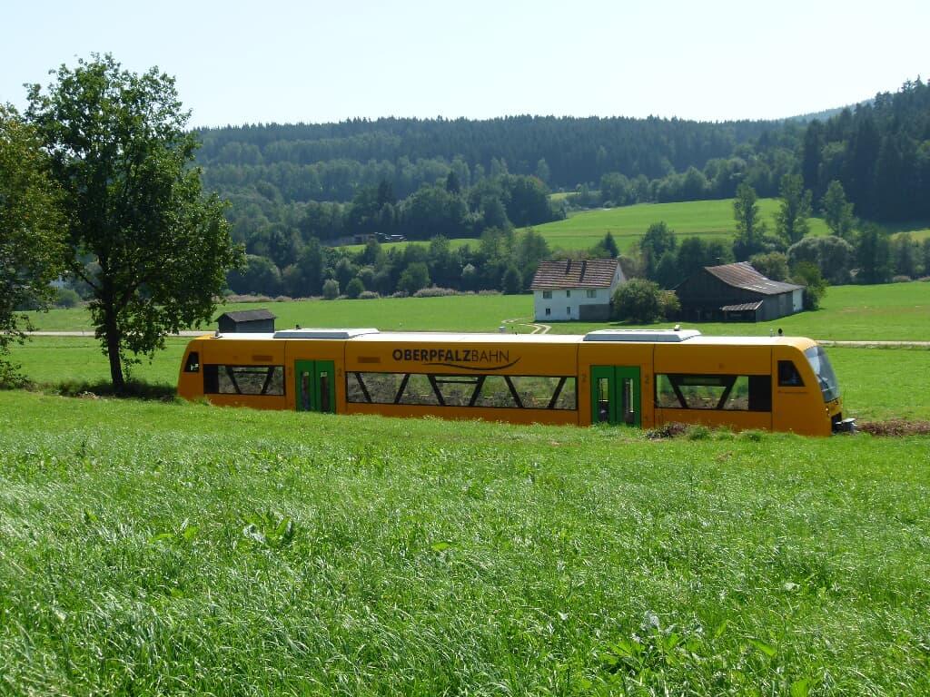 Ferienwohnung Gerda Rank in Blaibach