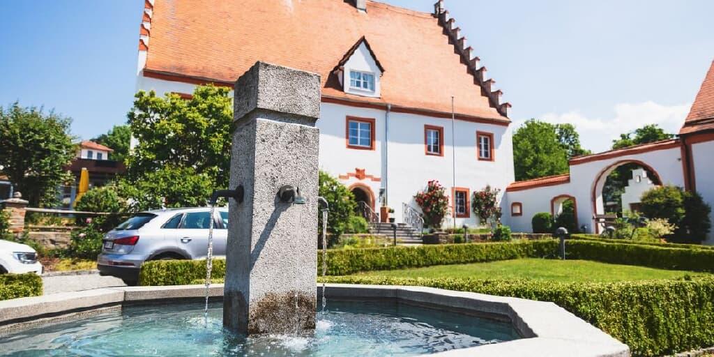 Hotel Schlossgasthof Rösch in Blaibach