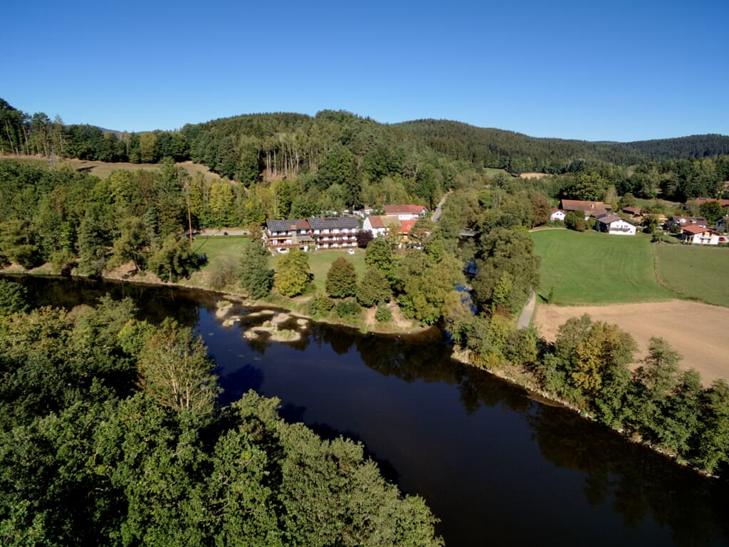 Gasthof Pension Fischerstüberl in Blaibach