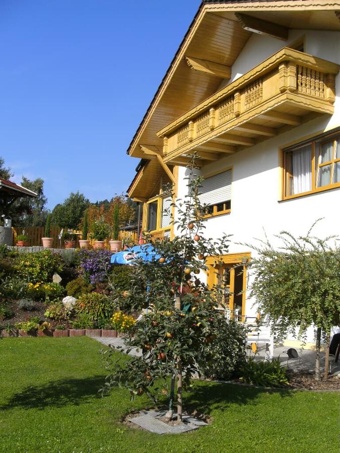 Ferienwohnungen Malz in Blaibach