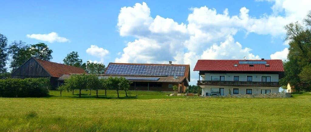 Wagner Bauernhof in Falkenstein