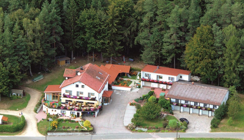 Landhotel Waldesruh in Furth im Wald