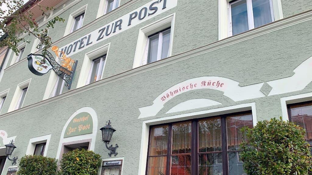 Hotel Zur Post in Furth im Wald