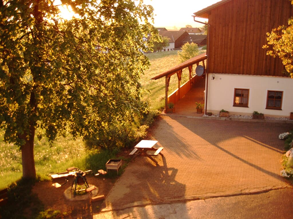 Moierhof in Treffelstein