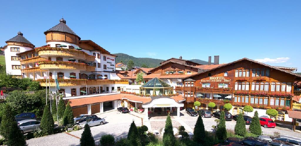Wellness & Sporthotel Bayerischer Hof  in Rimbach