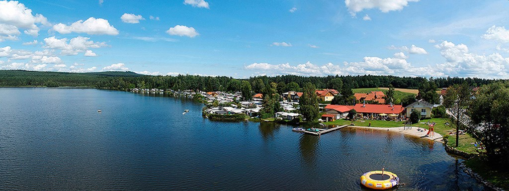 Seecampingpark Neubäu am See in Roding