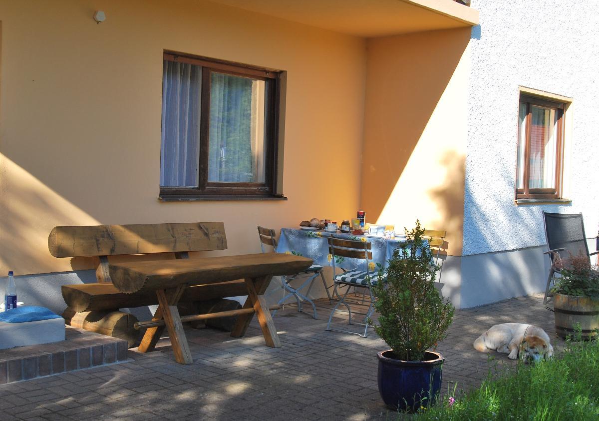Ferienwohnung Bärnbachl in Bayerisch Eisenstein