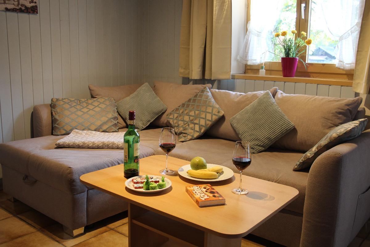 Ferienwohnung Weiß in Arnbruck