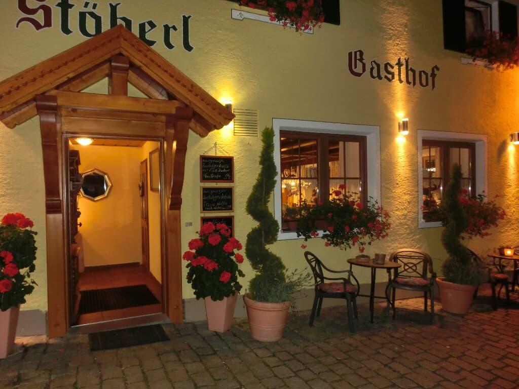 Gasthof  Metzgerei Stöberl in Lam