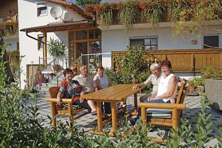 Pension Weiß in Hohenwarth