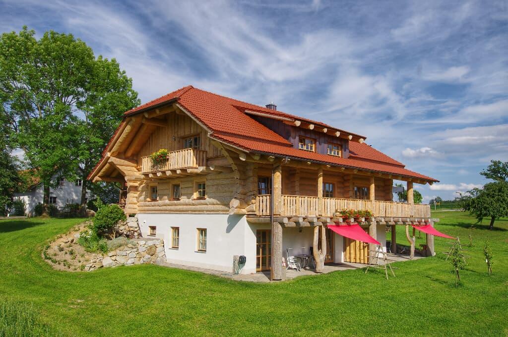 Holzhaus Lugerhof in Roding