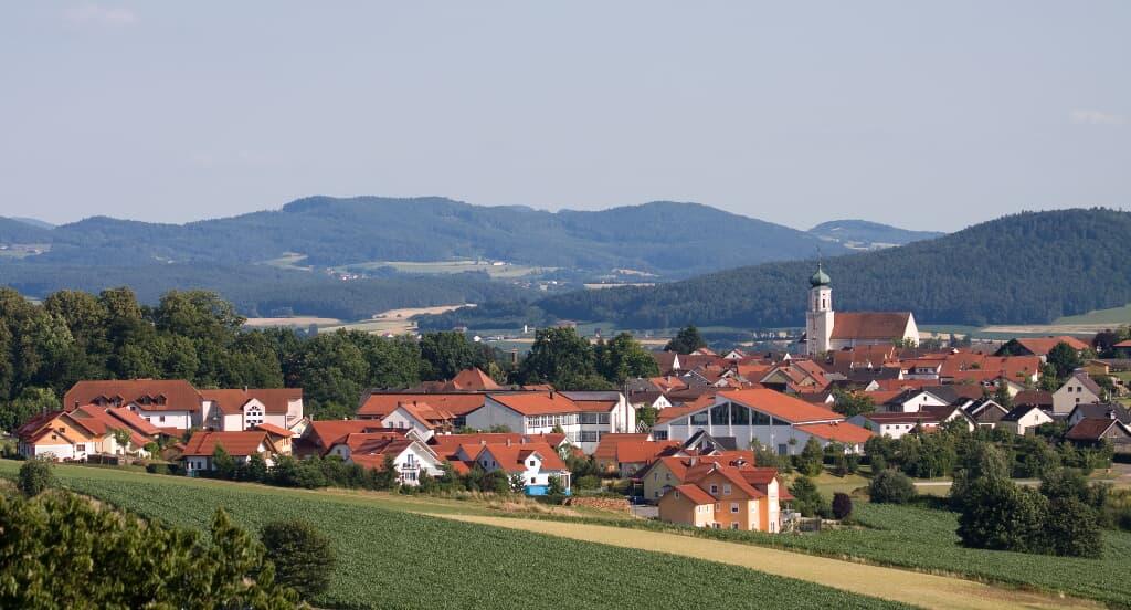 Blockhaus Noffke in Stamsried
