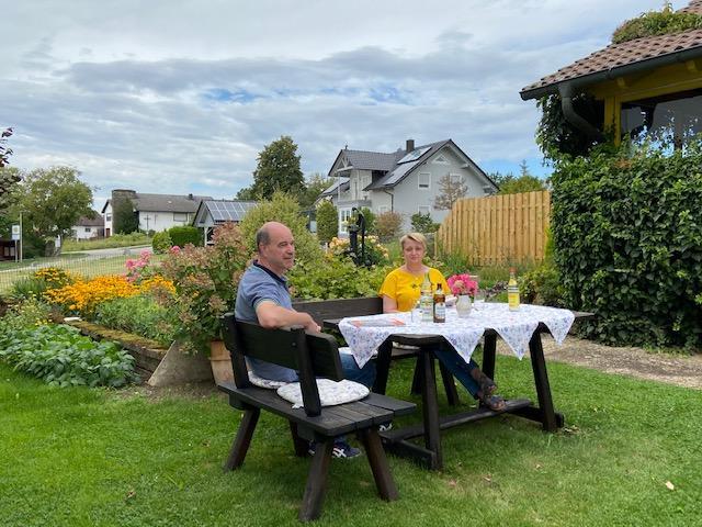 Pension Christine in Essing