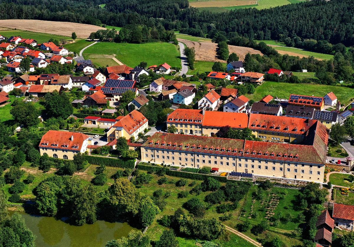 Kloster Strahlfeld in Roding