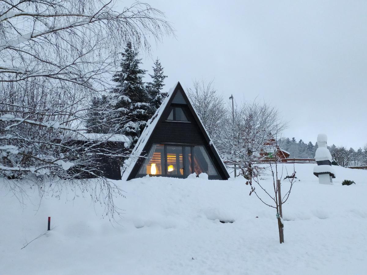 Freyunger Nurdachhaus in Freyung