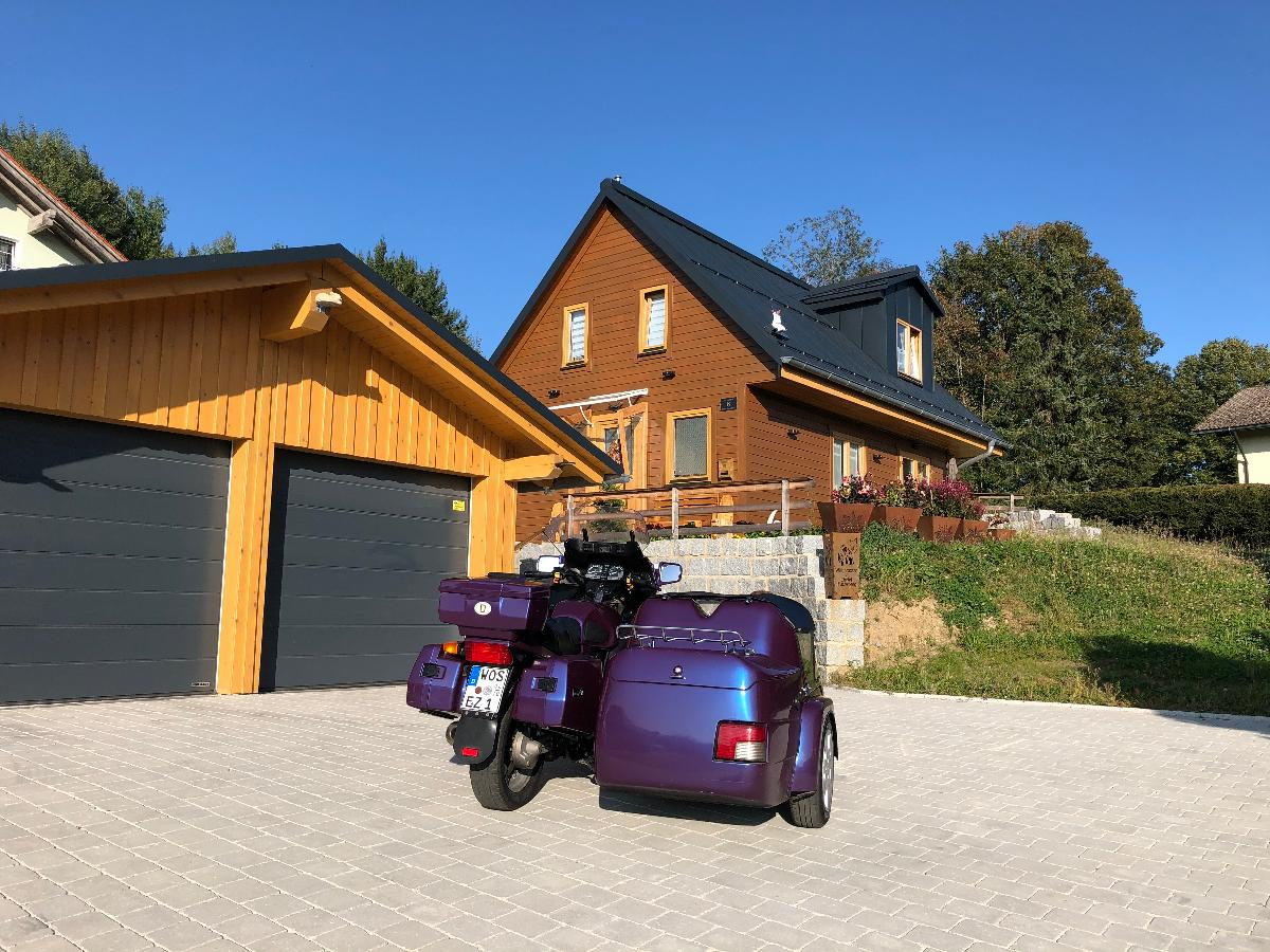 Chalet Fuchsberg in Mauth