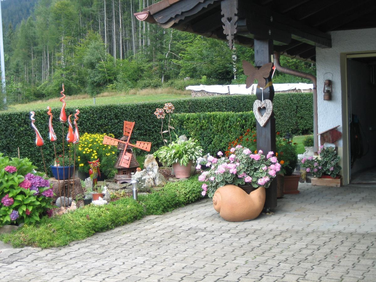 Ferienwohnungen Kaml in Lohberg